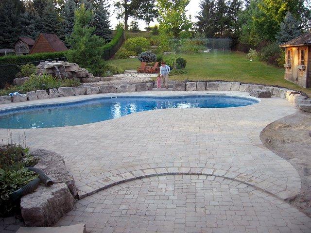 Gta Swimming Pool Construction Richmond Hill Aurora