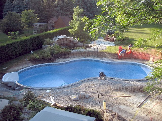 Swimming Pool Canada